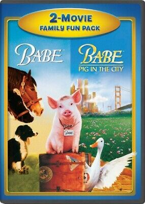 Babe 2-Movie Family Fun Pack (2014, DVD NEW)