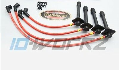 Magnecor KV85 8.5mm HT Ignition Leads - Toyota Starlet 1.3 4E-FE