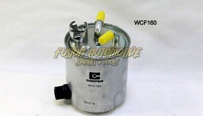 Fuel Filter for Nissan X-Trail 2.0L dCi 2008-on WCF160 Z891