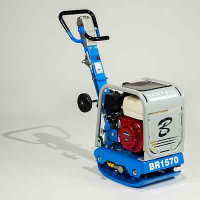 """Bartell Reversable Plate Compactor Br1570 """"free Shipping Lower 48"""""""