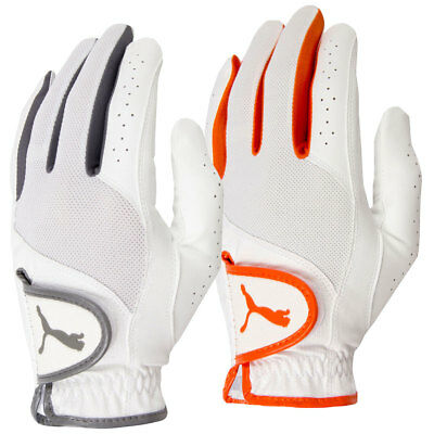 Puma Golf Mens Sport Performance Golf Glove - LH (RH Golfer) Single Multi
