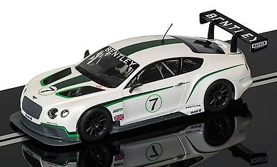 Scalextric C3514 Bentley Continental Gt3 New Boxed