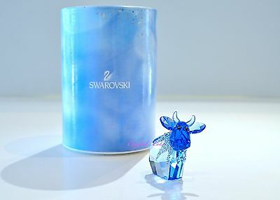 Swarovski Ice Mo Blue Sparkling Crystal Limited Edition 2015 Brand New in Box