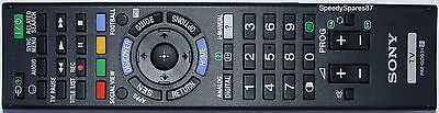 SONY REMOTE CONTROL GENUINE RM-GD031 RMGD031 for RMGD030 RM-GD030(missing 3D)