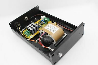 Finished 100VA Ultra Low Noise linear Power supply ouptut  9v 12v 19v 24v etc