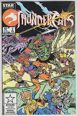 ThunderCats #2 - Star Comics / Marvel Comics 1986 - Tears Of Sunrise
