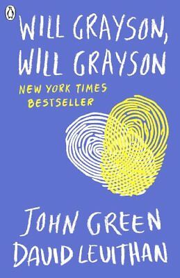 Will Grayson, Will Grayson, David Levithan Book The Cheap Fast Free Post