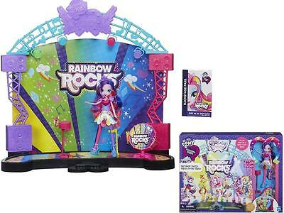 My Little Pony Equestria Girls Rainbow Rocks Mane Event Concert Stage Official