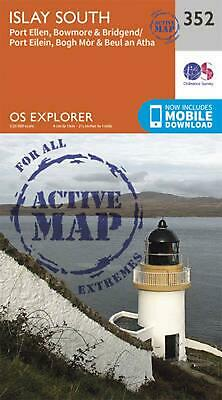 Islay South by Ordnance Survey Free Shipping!