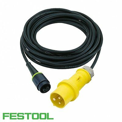 Festool Plug It Lead 110V 203927 / 491616 Replacement Cable For Festool Tools