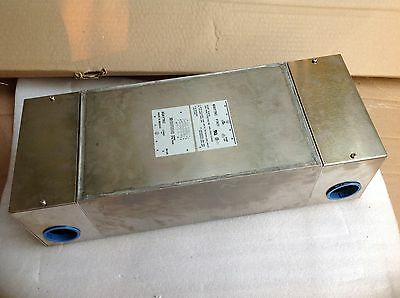 Corcom EMI RFI Power Line Filter 60AYT6C F7477  250V Phase to Neutral/Gnd 440V