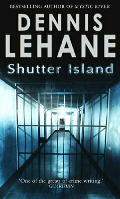 Shutter Island, Lehane, Dennis Paperback Book The Cheap Fast Free Post