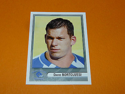 N°320 Bortolussi Montpellier Herault Rc Panini Rugby 2007-2008 Top 14 France