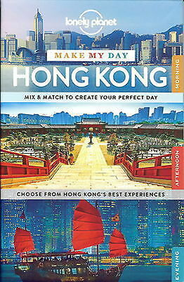 Make My Day Hong Kong  LONELY PLANET TRAVEL GUIDE Mix & Match