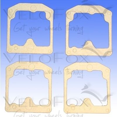 TourMax Carb Float Chamber Gaskets fits Yamaha DT 125 RH 1997-2003
