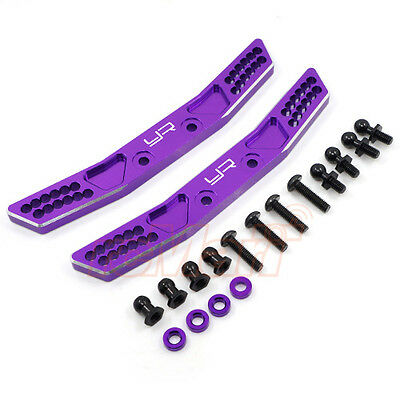 Yeah Racing Aluminum Front & Rear Shock Tower HPI E10 EP 1:10 RC Car #E10-008PP