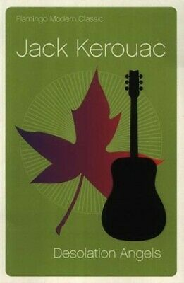 Desolation Angels: Modern Classic (Paladin Books) by Kerouac, Jack Paperback The