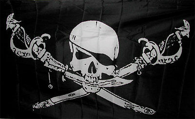 NEW 3X5 BRETHREN OF THE COAST PIRATE FLAG