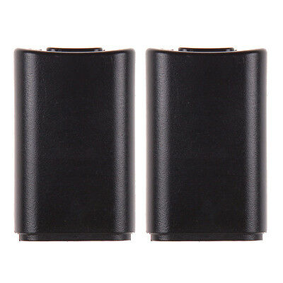 2X AA Battery Back Cover Pack Case Replacement XBOX 360 Wireless Controller