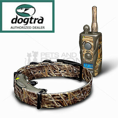 Dogtra ARC Wetlands Remote Dog Training Collar Rechargeable Camo FREE Light