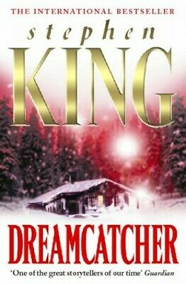 Dreamcatcher by King, Stephen Hardback Book The Cheap Fast Free Post