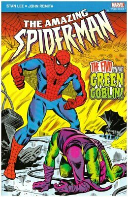 Amazing Spider-Man: End of the Green Goblin (Pocket Boo... by Stan Lee Paperback