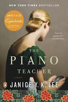 The Piano Teacher by Janice Y.K. Lee (English) Paperback Book Free Shipping!