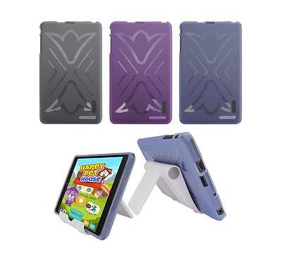 View Stand Holder + TPU Gel Skin Case Cover for Nextbook Ares 7 NXA7QC132 Tablet