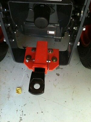 "2"" Bolt on Receiver hitch for Kubota BX Series Sub Compact  FREE SHIPPING!"