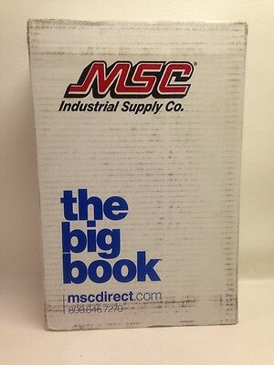 MSC Industrial Supply Company The Big Book 2015/2016