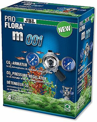 JBL Proflora m001 CO2 Regulador de Presión Reutilizable