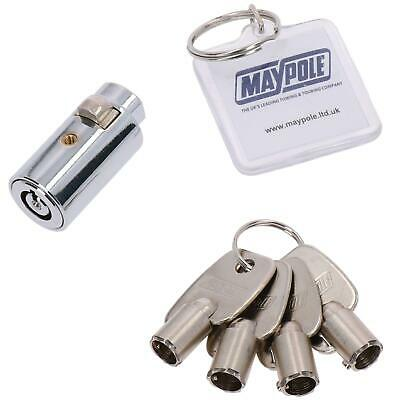 Bradley Barrel Trailer / Caravan Hitch Lock for Bradley Couplings TR035