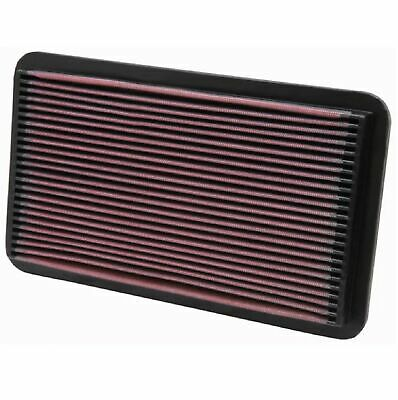 K/&N 33-2385 Hi-Flow Air Intake Drop in Filter for Ford Lincoln /'See Detail/'