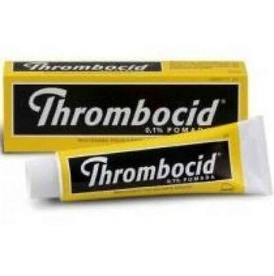 Thrombocid 60g. Cream Antivaricose therapy. topical use.