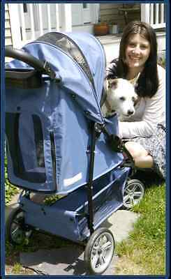 NEW Walkin' Wheels Pet or Dog Stroller - for pets up to 50 lbs.