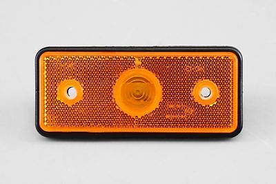 VW LT Mercedes Sprinter 95-06 Orange Side Marker Lens Light Lamp 110x45mm