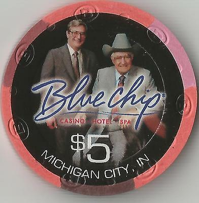 Blue Chip Casino $5  40 Years Of Boyd Style Michigan City  In