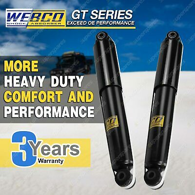 2 Rear Heavy Duty Gas Shock Absorbers FORD TERRITORY SX SY 1 & 2 4WD AWD 04-07