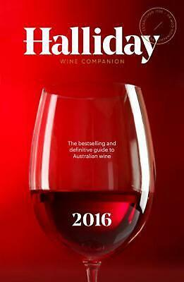 James Halliday Wine Companion 2016 by James Halliday (English) Paperback Book Fr