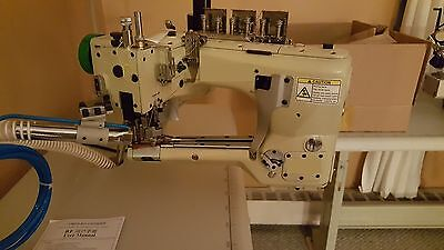 industrial sewing machine (FlatSeamer)
