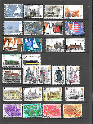 1975 Commemorative  Year  Set Of 8 Sets  In Very Fine Used Condition See Scan