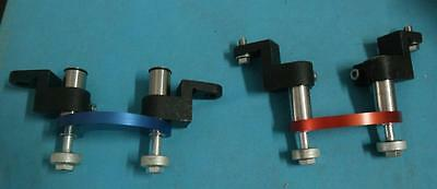 New Universal Slide Mounting For On Car Brake Lathe Machine (2Pcs) For MST-8700