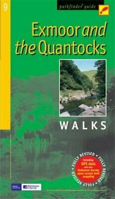 Exmoor and the Quantocks Walks (Pathfinder Guide) Paperback Book