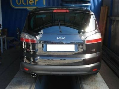 Sport Muffler Ulter Ford S-Max 2006-2010 Year. Customized Exhaust!