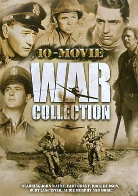 War Collection: 10 Movies! New DVD