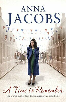 A Time to Remember: Book One in the the gripping, uplifting R... by Jacobs, Anna