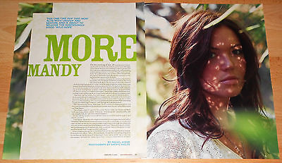 Mandy Moore - More Mandy - News And Picture Article 2007