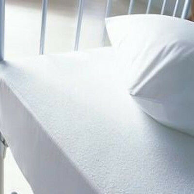 Terry Waterproof Hypoallergenic Mattress Protector Cover  All UK Sizes