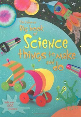 Big Book of Science Things to Make and Do (Usborne ..., Rebecca Gilpin Paperback