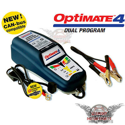 Optimate 4 Dual Canbus Bmw Motorcycle Battery Charger Bmw R 1100 R 1150 R 1200
